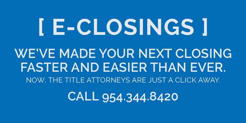 The Title Attorneys e-closings